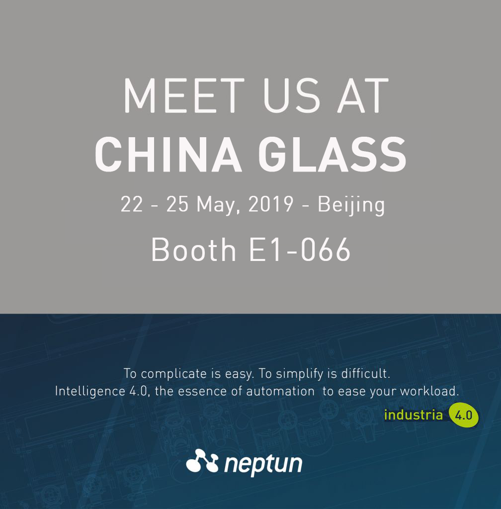 Neptun a China Glass, Pechino, dal 22 al 25 maggio